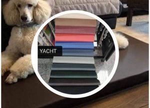 NOVO! Slim jastuci eko koža  YACHT / Vodootporni